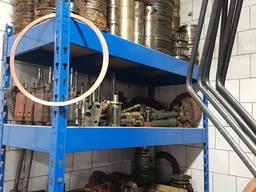 Кольцо резиновое втулки цилиндра 5Д2-13. 00. 03