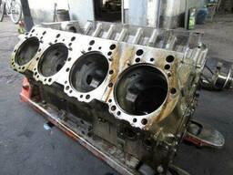 Блок цилиндров ЯМЗ-240М2 раздельные головки