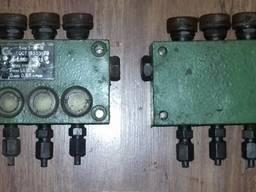 Блок дроссельный смазочный. Гост 19333-79 (Блок 3-2).