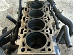 Блок двигателя 203E2-U2713 на Hyundai Santa FE 06-09 (Хюндай