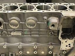 Блок двигателя 6НК1 ISUZU