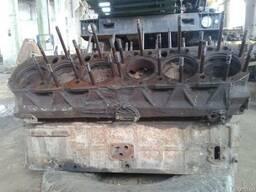 Блок двигателя ЯМЗ-240 на трактор К-701, состояние на фото,