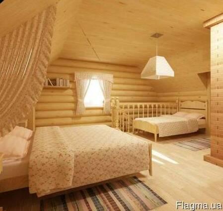 Блок-хаус сосна