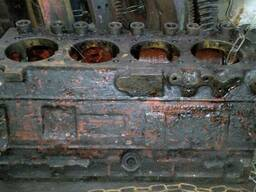 Блок (картер) цилиндров дизеля Т40 Д37М-1002008