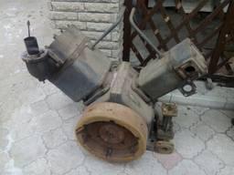 Блок картера компрессора ВУ-3/8