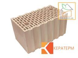 Блок керамічний поризований Кератерм 44 П Г (440мм)
