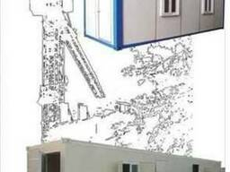 Блок контейнер 20`/40`