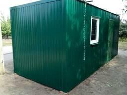 Блок-контейнер, бытовка, дачный домик