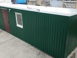 Блок-контейнер с санузлом