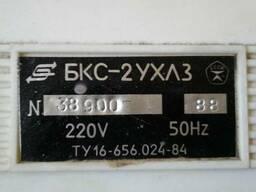 Блок контроля сопротивления типа БКС-2