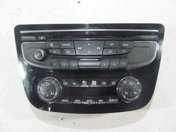 Блок панель управления климата печки радио Peugeot 508 Пежо 96656641XZ