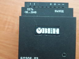 Блок питания 12В/30Вт/DIN рейка (БП30Б-Д3-12) Овен