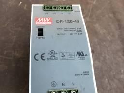 Блок питания DR120-48 48В 2, 5 А