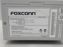 Блок питания Foxconn 400W FX-400A ATX, 120mm, 4xSATA, nonPFC