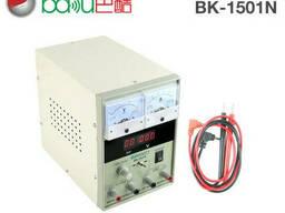 Блок питания с цифровой индикацией Bakku BK 1501N