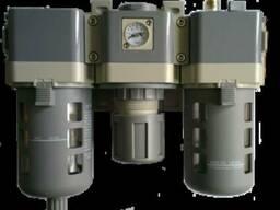 Блок подготовки воздуха профессиональный Haupfer HPRL-4000 1