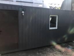 Блок-пост, блок контейнер, мини офис, дачный дом