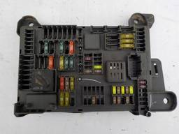 Блок предохранителей BMW X5 E70 3.0 D
