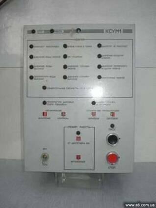 Блок сигнализации и управления БУС6
