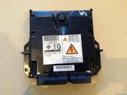 Блок управления 23710-EB30A на Nissan Pathfinder 05-12 (Нисс