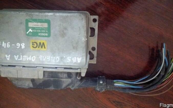 Блок управления ABS Opel Omega A 0265103034