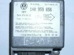Блок управления Airbag Volkswagen Golf III (1991г-2001г).