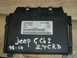 Блок управления АКПП (2. 7 CDR) Jeep Grand Cherokee 2. 7CRD АК
