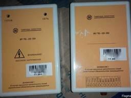 Блок управления BU/TEL-220-05A и блок питания BP/TEL-220-02A