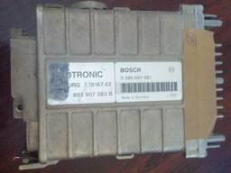Блок управления двигателем Audi 0285007061 , 893907383B