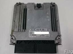 Блок управления двигателем AUDI A7 3.0 TDI 0281019739 4G0907