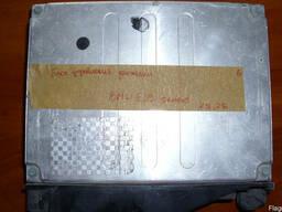 Блок управления двигателем BMW E39 5WK90322