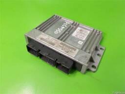 Блок управления двигателем Citroen Xsara 1.8 9655826580
