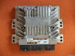 Блок управления двигателем Ford Mondeo Fiesta 7G91-12A650-UH