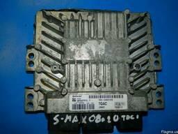 Блок управления двигателем Ford S-Max 2.0 7G91-12A650-AAC