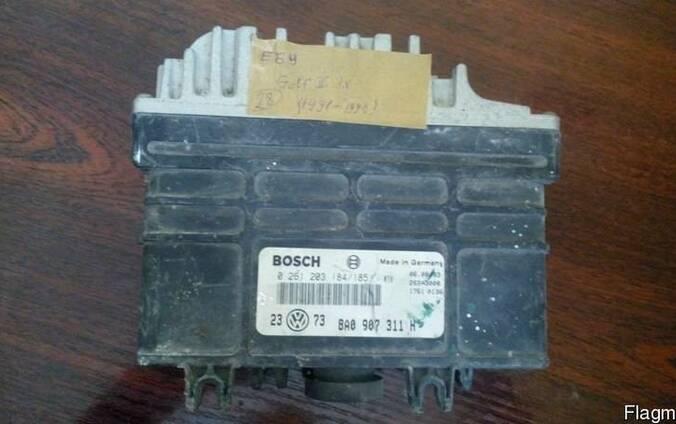 Блок управления двигателем Golf 3 0261203184; 8A0907311H