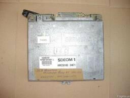 Блок управления двигателем Hyundai Pony 1. 5 1990-1994