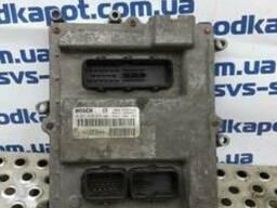 Блок управления двигателем MAN D2066 Common Rail, Bosch. ..