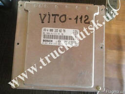 Блок управления двигателем Mercedes Vito 112 2.2CDI 1998-200