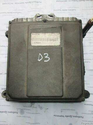 Блок управления двигателем на DAF XF95 б/у