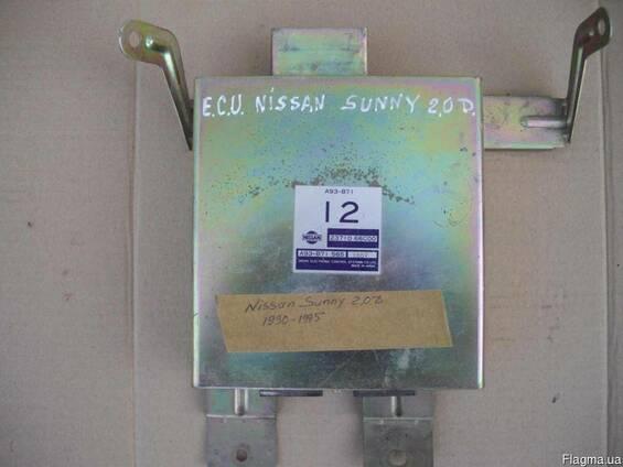 Блок управления двигателем Nissan Sunny 2.0D
