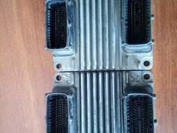 Блок управления двигателем Opel Meriva Z14XE Z16XE 12242000