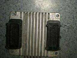 Блок управления двигателем Opel Corsa 0261208393 0261207720