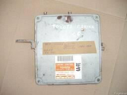 Блок управления двигателем Toyota Carina 4A-FE 1. 6 (1992-1