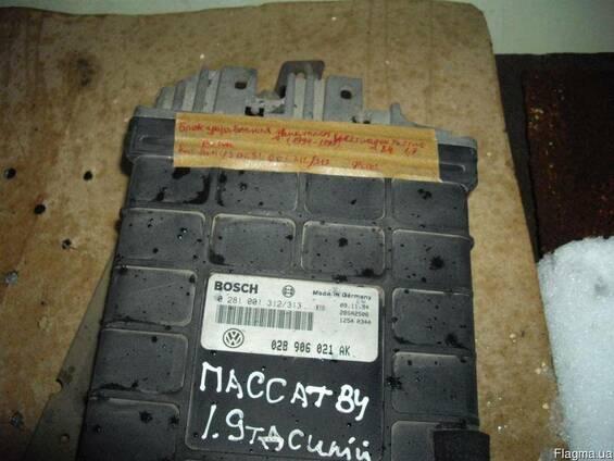 Блок управления двигателем Volkswagen 0281001312/313