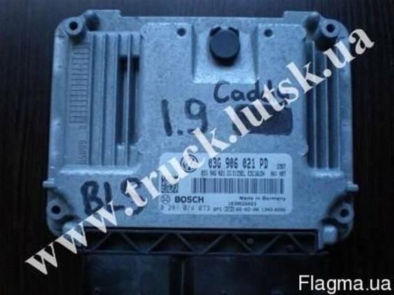 Блок управления двигателем Volkswagen Caddy 1.9 TDi 1.9 TDI