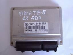 Блок управления двигателем Volkswagen Passat B5 1.8.(1996г-2