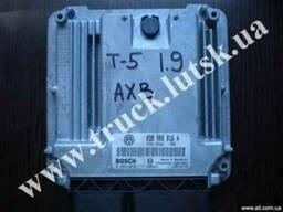 Блок управления двигателем Volkswagen T5 1. 9 TDi