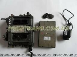 Блок управления двигателя DAF LF 45 0281010254