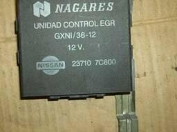 Блок управления EGR Nissan Vanette HC23 2. 3D, 237107C600