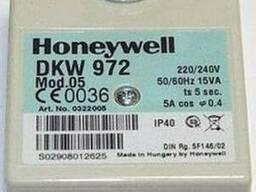 Блок управления горением Honeywell DKW 972 mod. 05